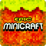 Epic MiniCraft Adventure Survival Games for PC