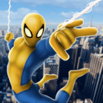 Spider Hero: Superhero Fighting for PC