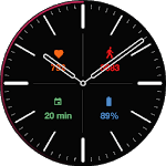 Initial Watch Face for PC