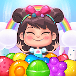 New Sweet Candy Pop: Puzzle World for PC