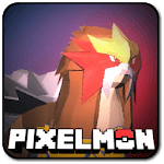 Mod For Pixelmon for PC