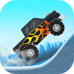 Kids car: Snow racing for PC