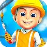 Construction City For Kids for PC