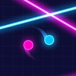 Balls VS Lasers: A Reflex Game for PC