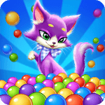 Bubble Kitty Pop for PC