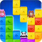 Juicy Candy Block - Blast Puzzle for PC