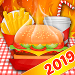 Chef Fever Kitchen Restaurant Cooking Games Burger for PC