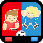 2 Player Sports Games - Paintball, Sumo & Soccer for PC