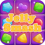 Jelly Cube Smash - Line Crush Square for PC