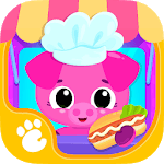Cute & Tiny Food Trucks - Cooking with Baby Pets for PC
