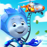 Fiksiki: Building Games Fix it Free Games for Kids for PC