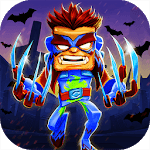 Justice Heroes - Superheroes War: Action RPG for PC