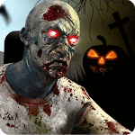 Real zombie hunter - FPS shooting in Halloween for PC