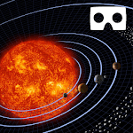 Solar Space Exploration VR Virtual Reality for PC