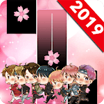 BTS Pink Piano Tiles for PC