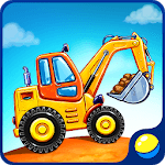 Truck games for kids - house building 🏡 car wash for PC