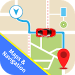 Car Navigation & Traffic Voice Directions Maps for PC