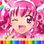 How To Color Pretty Cure for PC