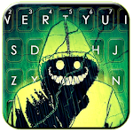 Creepy Smile Keyboard Theme for PC