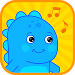 Baby Dino World - Nursery Rhymes Songs & Videos for PC