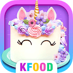Unicorn Chef: Free & Fun Cooking Games for Girls for PC