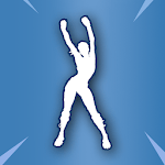 Dances & Emotes from Battle Royale for PC