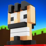 Lucky in craft: Building adventure block for PC