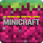 MiniCraft: 3D Adventure Crafting Games for PC