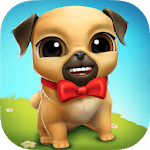 My Virtual Pet Dog 🐾 Louie the Pug for PC
