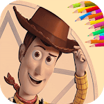 ColorFun: Kids Coloring ToyStory for PC