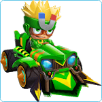 Car Race Kids Game Challenge - Kids Car Race Game for PC