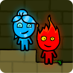 Fireboy & Watergirl in The Forest Temple for PC