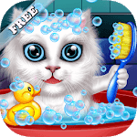 Wash and Treat Pets Kids Game for PC