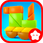 Shapes Builder (+4) - A different tangram for kids for PC