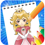 Princess Coloring Game for PC