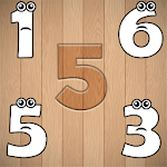 Wrong Wooden Slots with Crying Numbers 1 to 10 for PC