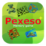 Pexeso plus: Kids memory game for PC