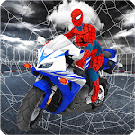 Spider Girl Stunt Rider  Super hero Highway Rider for PC