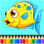 Animals Coloring Book Pages: Kids Coloring Games for PC