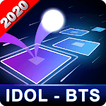 BTS Hop: KPOP IDOL Rush Dancing Tiles Game 2019! for PC