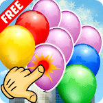 Boom Balloons - match, mark, pop and splash for PC