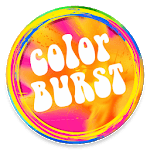 Color Burst Theme - Icons & Wallpapers for PC