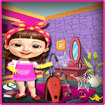 Sweet Baby Girl Home Repair - Clean up MakeOver for PC