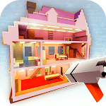Dollhouse Builder Craft: Doll House Building Games for PC