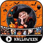 Happy Halloween Video Maker for PC