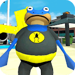 Amazing Frog 3D Simulator City for PC