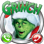 fake Call From grinch vedio-sms-chat-live for PC