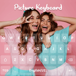 Picture Keyboard-Emoji Keyboard Fonts,GIF,Stickers for PC