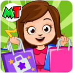 My Town: Shopping Mall -  Fun Shop Game for Girls for PC