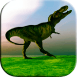 Dinosaur Scratch and Paint - Free Game for Kids for PC